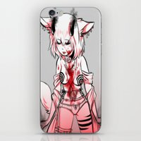 halo iPhone & iPod Skins featuring Halo by Heartos