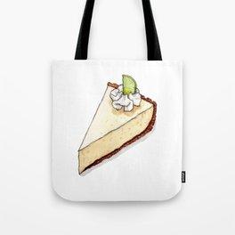 Desserts: Key Lime Pie Tote Bag