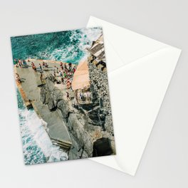 "Travel photography print ""Rocky Beach"" photo art made in Italy. Art Print Stationery Cards"