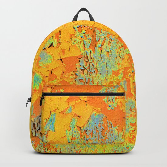 Paint texture Backpack