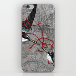 For Better or Worse (aka Tying the Knot) iPhone Skin
