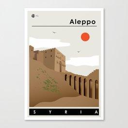 Aleppo Canvas Print