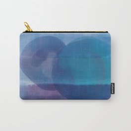 Infinite Duo Abstract Carry-All Pouch