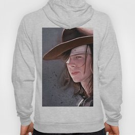 Carl Grimes Before The Fall - The Walking Dead Hoody