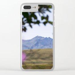 Future Clear iPhone Case