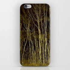 ARBRES iPhone & iPod Skin