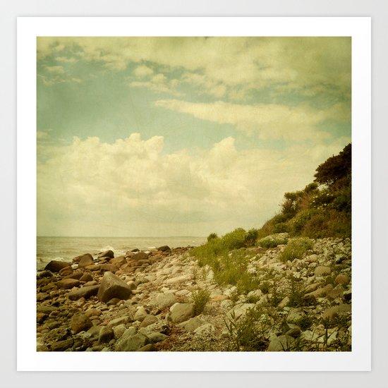 Isle of Fehmarn Art Print