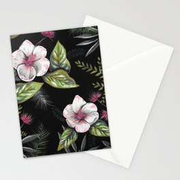 Magnolias Canvas Stationery Cards
