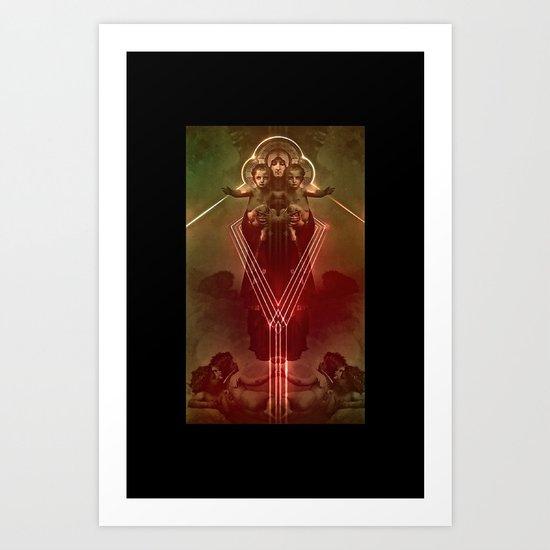 8998 Art Print