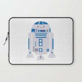 Itty Bitty R2D2 -- droid kawaii nursery art print Laptop Sleeve