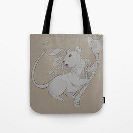 Fungi mouse Tote Bag