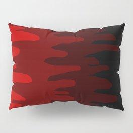 Splash of colour (red) Pillow Sham