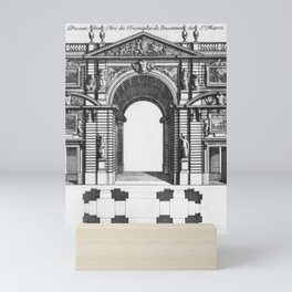 Arc de Triomphe Mini Art Print