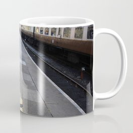 Cases At The Old Railway Station Coffee Mug