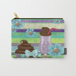 Sweetness Bakery Goods Mixed Media Carry-All Pouch