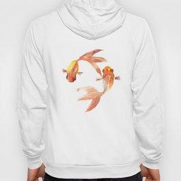 Goldfish Feng Shui, Koi Fish Hoody