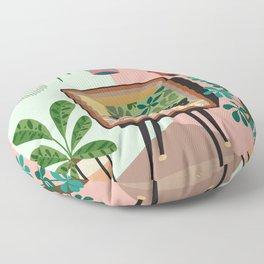 Home sweet Home Floor Pillow