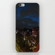 Night in the City of Light iPhone & iPod Skin