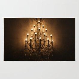 chandelier Rug