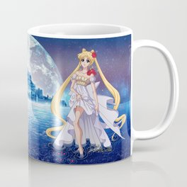 Sailor Moon Crystal Princess Serenity Coffee Mug