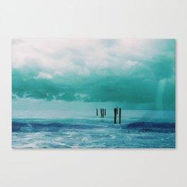 s t o r m  Canvas Print