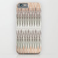 Ikat Abstratct Lines Slim Case iPhone 6s