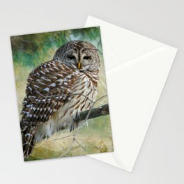 Listen a hundred times. Ponder a thousand times. Speak once. Stationery Cards