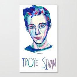 Trxye Canvas Print