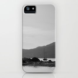 Resting at Orcas iPhone Case