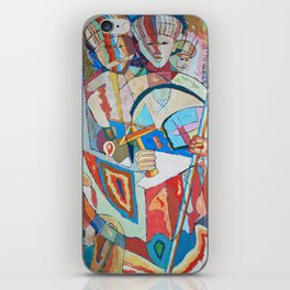 Garvey and Elders iPhone Skin