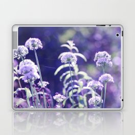 Beautiful autumn in the gardens Laptop & iPad Skin