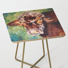Cow 1 Side Table