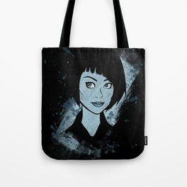 Tron - Quorra Tote Bag