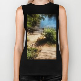 Downward Biker Tank