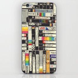 VHS iPhone Skin