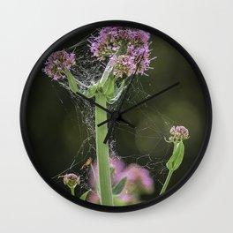 delicadeza Wall Clock