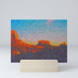 Sedona Area 2 Mini Art Print
