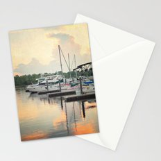 Little Pink Sailboat Stationery Cards