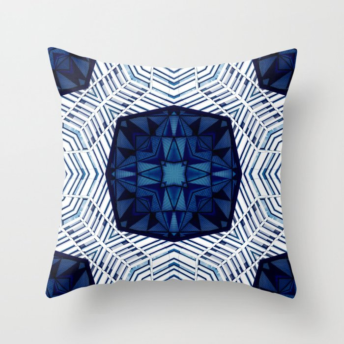 VISION / part one Throw Pillow