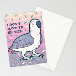 Nice Bird Stationery Cards