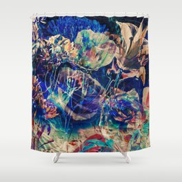 After The Love #3079 Shower Curtain