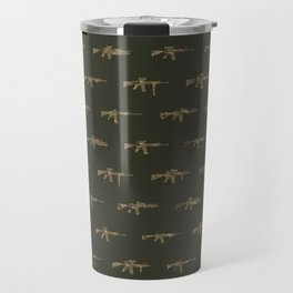 AR15 Pattern Travel Mug