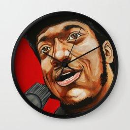 "Fred Hampton ""The Black Messiah"" Wall Clock"