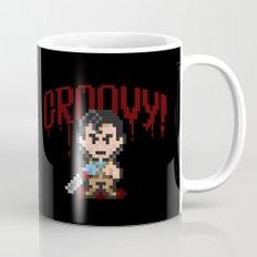 Evil Dead Pixels Mug