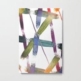 Paint N.1 Metal Print