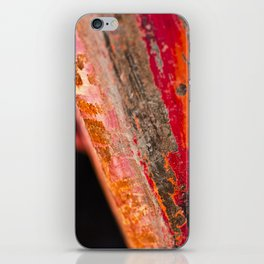 In Rust We Trust iPhone Skin