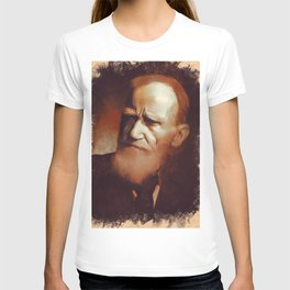 George Bernard Shaw, Playwright T-shirt