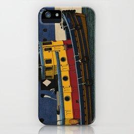 Tug iPhone Case