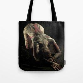 ZipperLicker Mask 01 Tote Bag