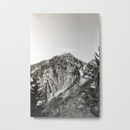 mountai part 2 Metal Print